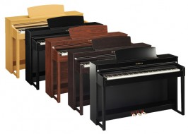 Yamaha clp-440-all models