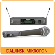 Daljinski mikrofoni