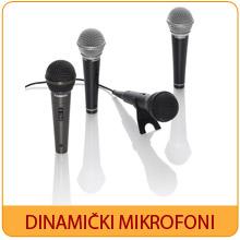 Dinamički mikrofoni