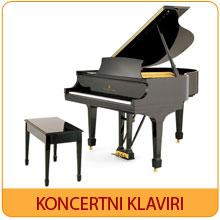 Koncertni klaviri