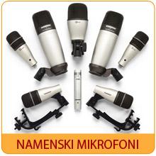 Namenski mikrofoni